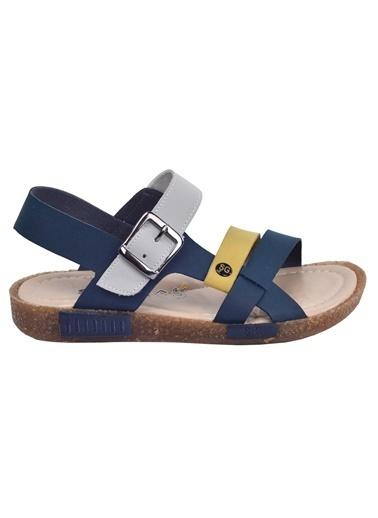Şirin Bebe Kiko şb 2517-26 Orto pedik Erkek Çocuk Sandalet Terlik Renkli